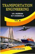 Transportation Engineering Vol. II