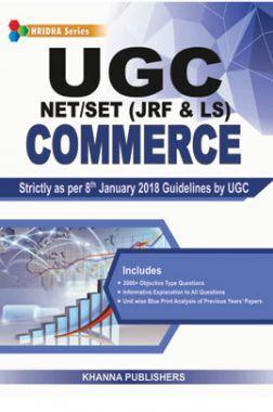 UGC NET/SET (JRF & LS) Commerce