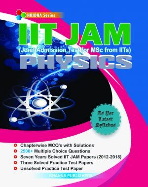 IIT JAM Physics