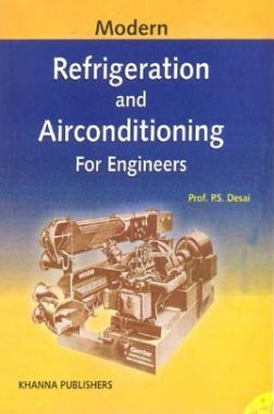 Modern Refrigeration And Airconditioning For Engineers