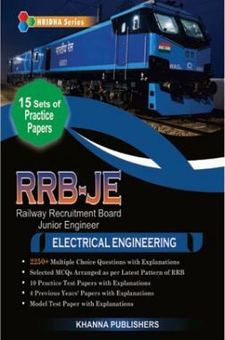 RRB-JE Electrical Engineering (Railway Recruitment Board)