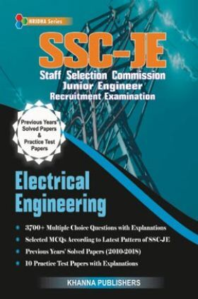 SSC JE Electrical Engineering