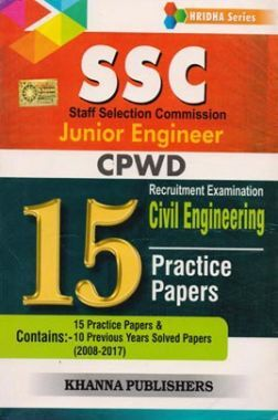 SSC-JE (CPWD) Civil Engineering