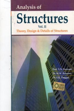 Analysis Of Structures Volume - II