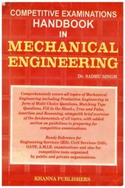 Competetive Examinations Handbook In Mechanical Engineering