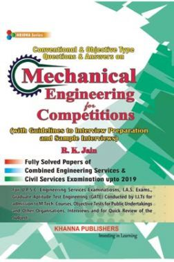 Conventional & Objective Type Questions And Answers On Mechanical Engineering For Competitions