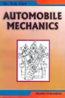 Automobile Mechanics eBook By Dr. N.K. Giri