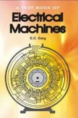 Electrical Machines eBook  By G C Garg