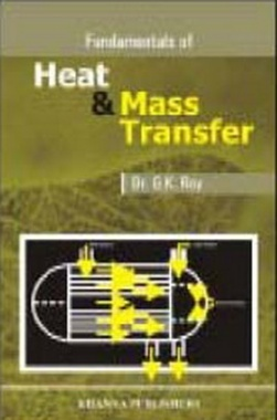 Fundamentals of Heat and Mass Transfer eBook By Dr. G.K. Roy