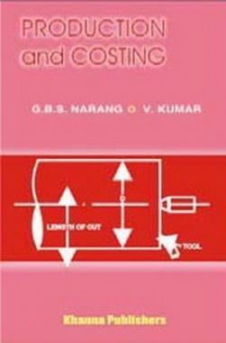 Production and Costing eBook By Narang and Kumar