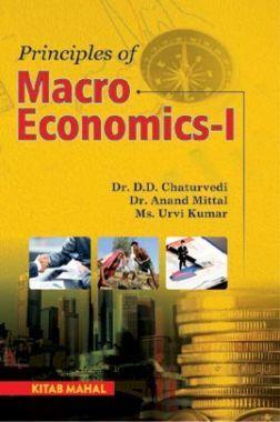 Principles Of Macro Economics - I