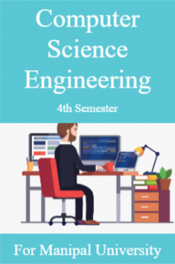 Computer Science Engineering 4th For Manipal University