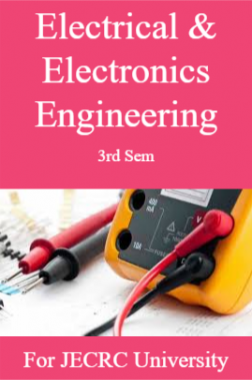 Electrical & Electronics Engineering 3rd Sem For JECRC University