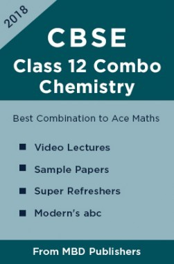 CBSE Class 12 Chemistry: Combo of MBD Video Lectures, Sample Papers, Super Refreshers And Modern's abc