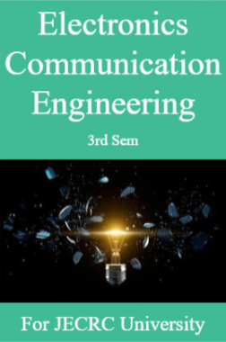 Electronics Communication Engineering 3rd Semester For JECRC University