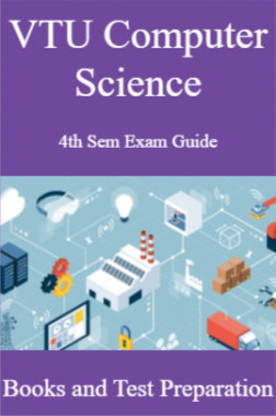 VTU Computer Science 4th Sem Exam Guide – Books and Test Preparation