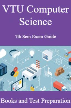 VTU Computer Science 7th Sem Exam Guide – Books and Test Preparation