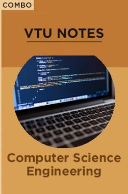 Combo:  VTU Notes For Computer Science Engineering