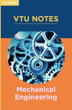 Combo:  VTU Notes For Mechanical Engineering