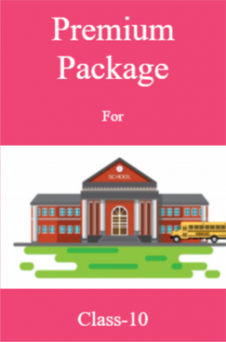 Premium Package For Class-10