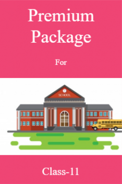 Premium Package For Class-11