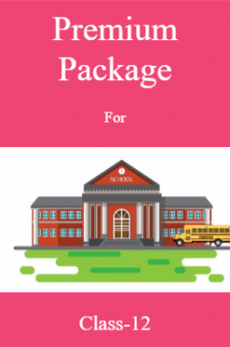 Premium Package For Class-12