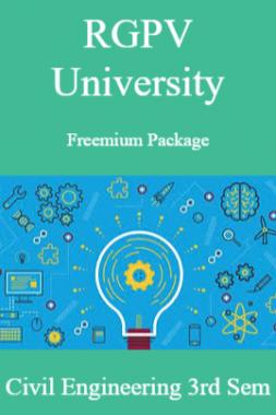 RGPV Freemium Package Civil Engineering III SEM