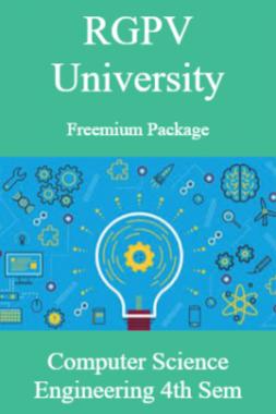 RGPV Freemium Package Computer Science IV SEM