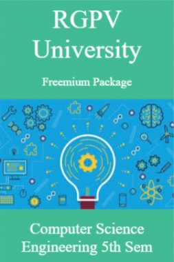 RGPV Freemium Package Computer Science V SEM
