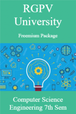 RGPV Freemium Package Computer Science VII SEM