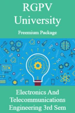 RGPV Freemium Package Electronics and Telecommunications Engineering III SEM