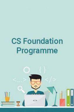 CS Foundation Programme