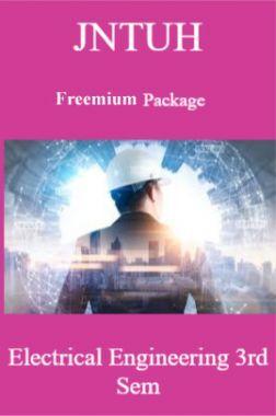 JNTUH Freemium Package Electrical Engineering III SEM