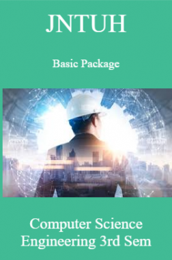 JNTUH Basic Package Computer Science Engineering 3rd Sem