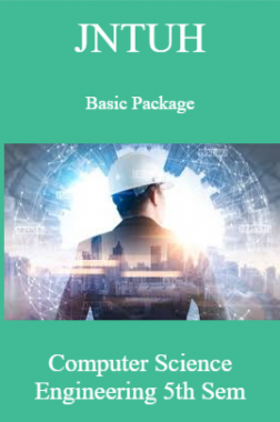 JNTUH Basic Package Computer Science Engineering 5th Sem