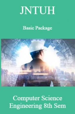 JNTUH Basic Package Computer Science Engineering 8th Sem