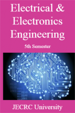 Electrical & Electronics Engineering 5th Semester For JECRC University