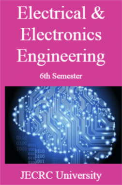 Electrical & Electronics Engineering 6th Semester For JECRC University
