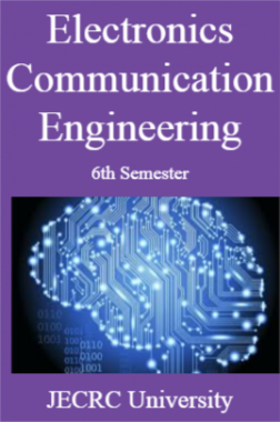 Electronics Communication Engineering 6th Semester For JECRC University