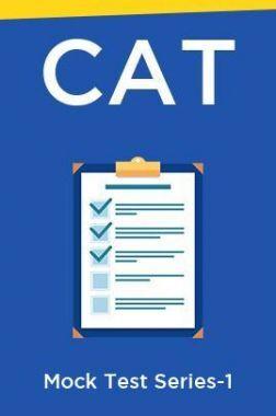 CAT Mock Test Series 1