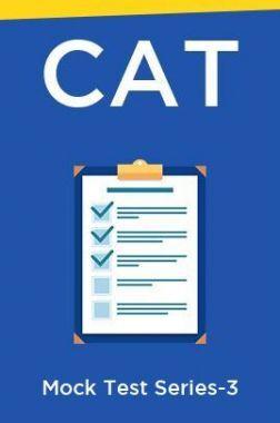 CAT Mock Test Series 3