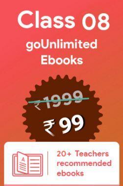 Class 8 goUnlimited Ebooks