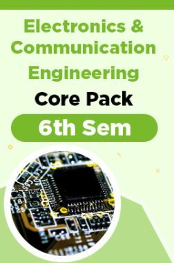 6th Sem Electronics And Communication Engineering Core Pack