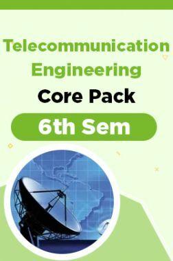 6th Sem Telecommunication Engineering Core Pack