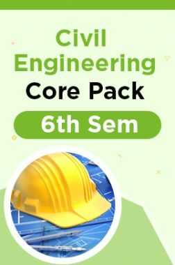 6th Sem Civil Engineering Core Pack