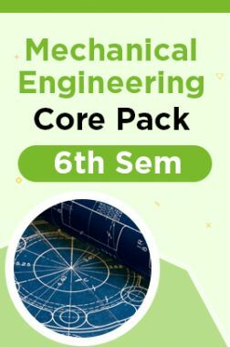 6th Sem Mechanical Engineering Core Pack