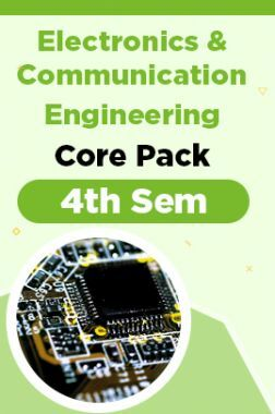 4th Sem Electronics And Communication Engineering Core Pack