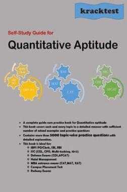 Self Study Guide For Quantitative Aptitude