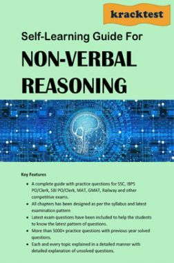 Self Learning Guide For Non Verbal Reasoning