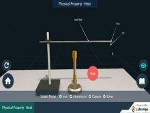 Metals And Non-Metals - Heat (Physical Property) Experiments